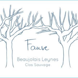 Fauve . Beaujolais-Leynes 2019