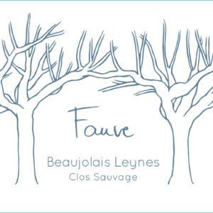 Fauve . Beaujolais-Leynes 2020