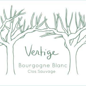 Vertige . Bourgogne blanc 2020